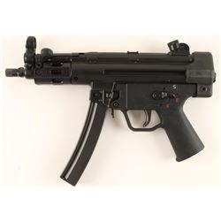 Brethren Arms BAPRS9 9mm SN: BA14-0100-01