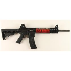 Smith & Wesson M&P15-22 .22 LR SN: DVW5720