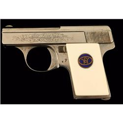 Walther Mdl 9 .25 ACP SN: 519903