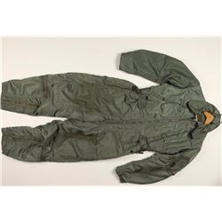 Military Men's Flight Suit