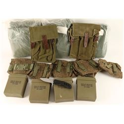 Large Lot of Military Surplus Items