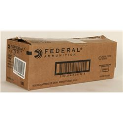 500 Rounds of Federal FMJ .223 Ammo