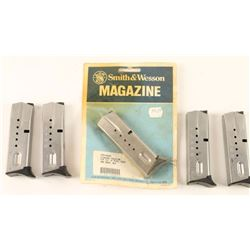 S&W 6906/669 Mags 5 Total