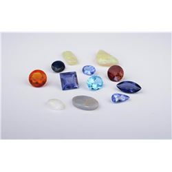 Wonderful Assortment of Loose Gemstones