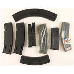 Lot of 9 AR-15 Aftermarket Mags