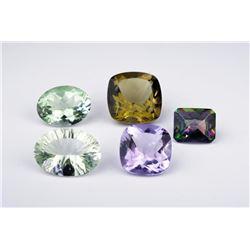 Nice Assortment of Loose Gemstones