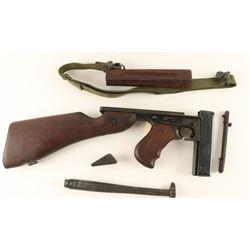 Thompson M1A1 Parts