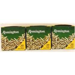 1,575 Rounds of Remington HP .22 LR Ammo