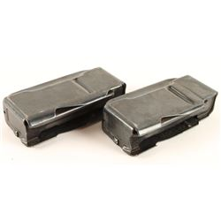 Lot of 2 Remington 30-06 Mags