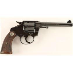 Colt Police Positive Special .38 Spl SN: 163994