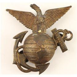 1870 USMC Hat Insignia
