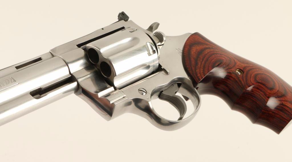 Colt Anaconda  45 Colt SN: MM52495
