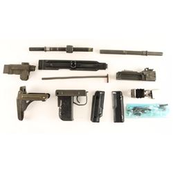 UZI Machine Gun Parts Kit