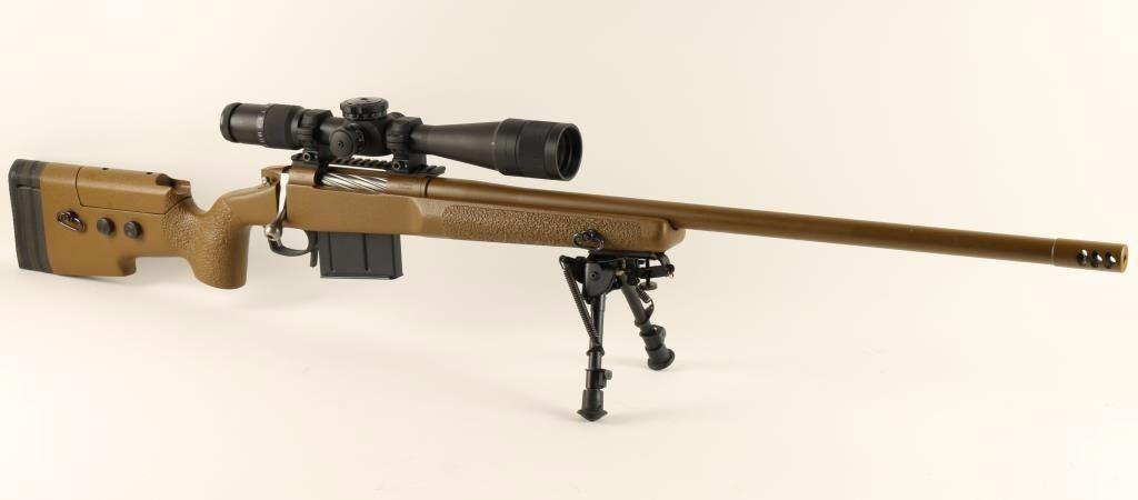 McMillan G30 7mm Rem Mag SN: 0810147C