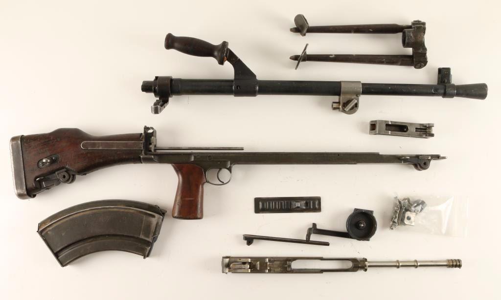Bren Machine Gun Parts Kit