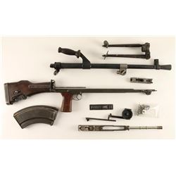Bren Machine Gun Parts Kit