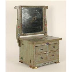 Primitive Jewelry Box