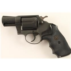 Colt Agent 2nd Issue .38 Spl SN: AB07035