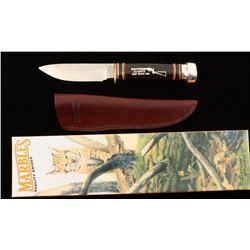 Marble's Plainsman Knife