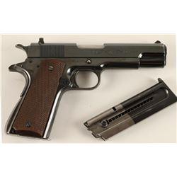 Colt Ace Pre-War .22 LR SN: 6991