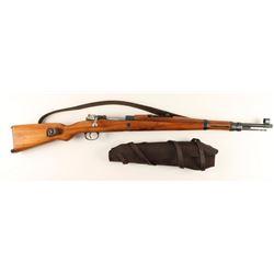Mauser 98 Cal: 8mm SN: M89936