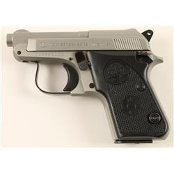 Beretta 950 Inox .25 ACP SN: DAA256133