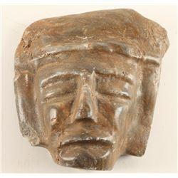 Stone Pre-Columbian Artifact