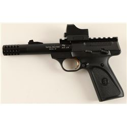 Browning Buckmark .22 LR N: 515MM15412