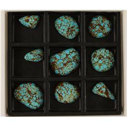 No. 8 Turquoise Stones