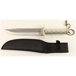 Chinese made Survival Knife