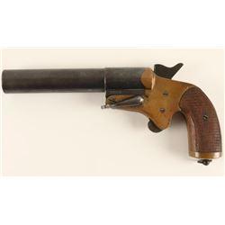 French Model 1917 Flare Pistol
