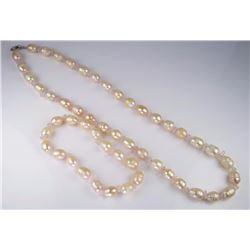 Elegant Necklace & Bracelet Ensemble