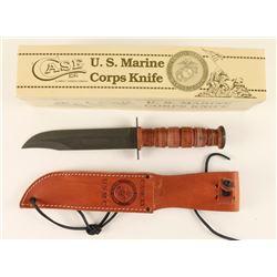 CASE XX U.S. Marine Corps Knife w/ Sheath