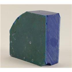 Reconstituted Lapis Azuli or Azurite