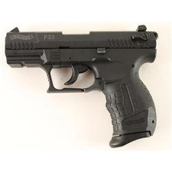 Walther P22 Cal: .22LR SN: L011686