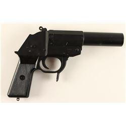East German SUHL 26.5mm Flare Pistol