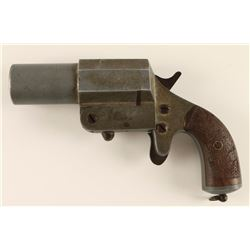 French M1917 Flare Pistol