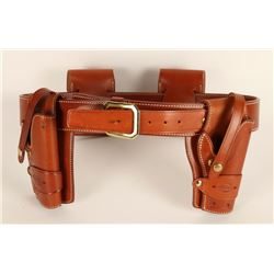 Dillon Double Holster Rig