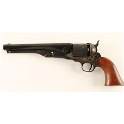 Colt 1860 Navy .36 Cal SN: 41501