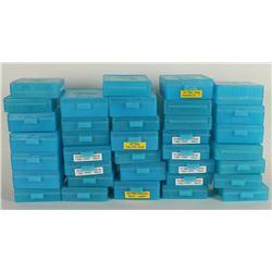 Lot of Dillon Precision Plastic Containers