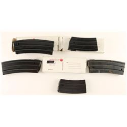 (6) Ruger Mini 14 Mags