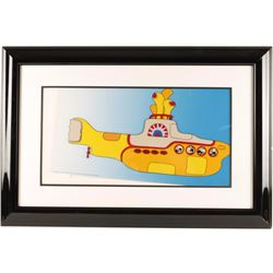 Film Cell from Yellow Submarine
