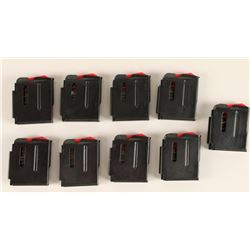 Lot of 9 Mags