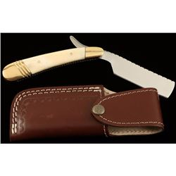 Special Edition D2 Tool Steel Straight Razor
