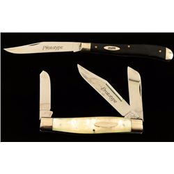 Lot of 2 Marble's Pocket Knives