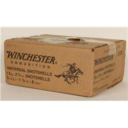 200 Rounds of Winchester 12Ga Shotshells