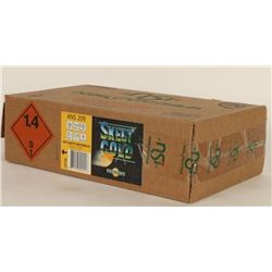 250 Rounds of NSI 20Ga Shotshells