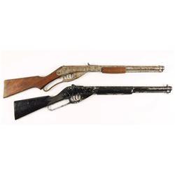 (2) Vintage BB Guns