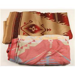 Western Coverlet & Wool Camp Blanket