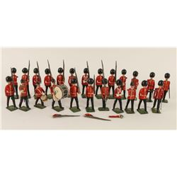 Lot of British Lead Soldiers